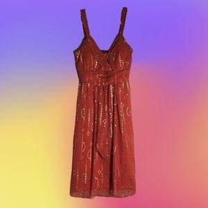 Le Chateau Summer Dress